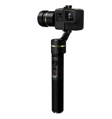 Feiyu SplashProof Handheld Gimbal G5 V2 3Axis for GoPro HERO 5 HERO 5/4/3+/3/AEE
