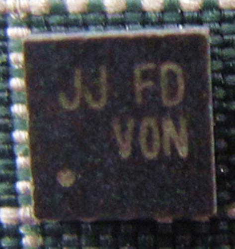 5 pcs New RT8202MZQW RT8202M JJ= JJ ED JJ= QFN16  ic chip 2