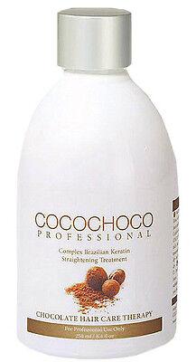 COCOCHOCO BRAZILIAN KERATIN TREATMENT BLOW DRY HAIR STRAIGHTENING KIT + 50ml SH