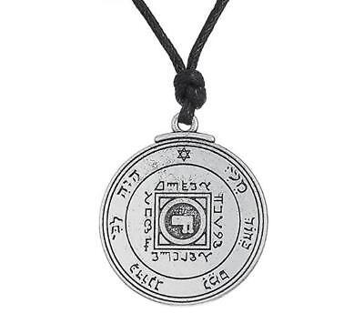 Ancient Amulet Key of Solomon Ultimate Love Pendant Gift Necklace for Women Men 2