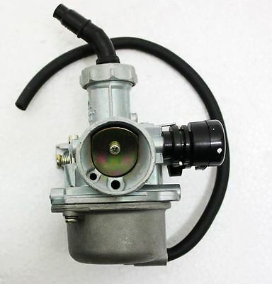 HS PZ 22mm Lever Choke Carby Carburetor 110cc 125cc PIT Quad Dirt Bike ATV Buggy
