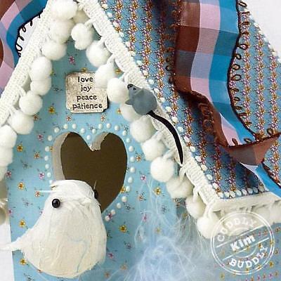3pcs Baby Girl #196 Knorr Prandell Resin Flatback Decorations