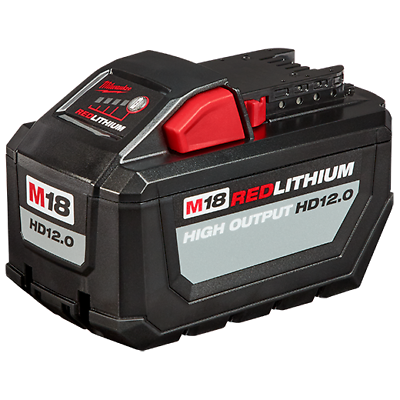 M18 REDLITHIUM™ HIGH OUTPUT™ HD12.0 Battery Pack 48-11-1812 3