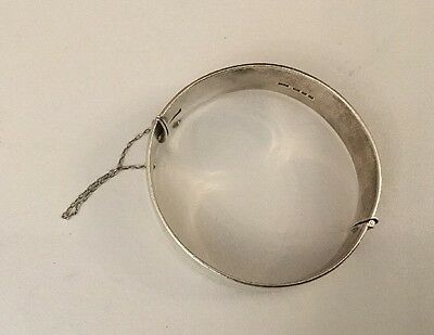 co sterling hinged s bangles bracelet silver atlas pierced tiffany bangle