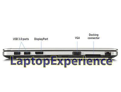 HP LAPTOP 9470m ELITEBOOK FOLIO WINDOWS 10 PRO WIN i5 WEBCAM WiFi 8GB 128GB SSD 4