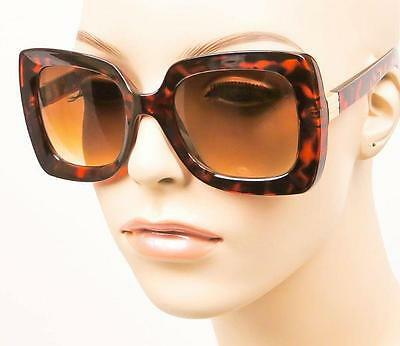 10a8ac94071 ... Large Oversized BOHO Big Butterfly Jackie O Square Sunglasses Glasses  OMG 6027 L 8