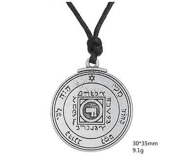 Ancient Amulet Key of Solomon Ultimate Love Pendant Gift Necklace for Women Men 10