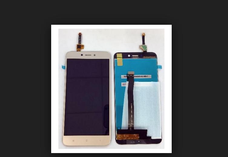 Pantalla LCD Xiaomi Redmi 4X  5 pulgadas + TÁCTIL + MARCO (opcional).24/48h 5