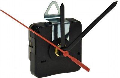 Quarz Uhrwerk mit 3 Zeigersätzen aus Kunststoff Wanduhr Ersatz Quarzuhr Zeiger 2
