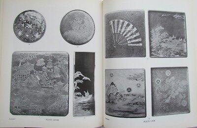 Japonés Arte & Artesanía Henry Joly & Kumasaku Tomita Catálogo Articulo Laqueado 8