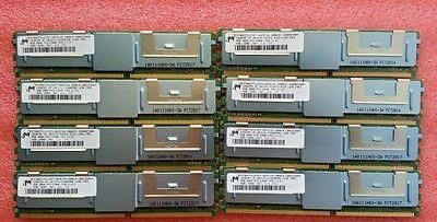 8GB 4X2GB FOR INTEL SERVER BOARD S5000PAL S5000PALR S5000PHB S5000PSL S5000VCL