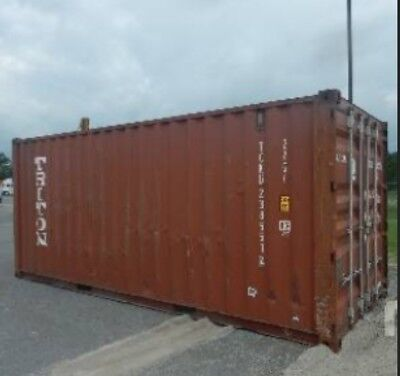 20' Cargo Worthy Shipping Container / 20ft Storage Container in St. Louis, MO 2