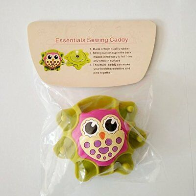 Owl Essentials Sewing Caddy & Pin Cushion  For Arts And Crafts 2