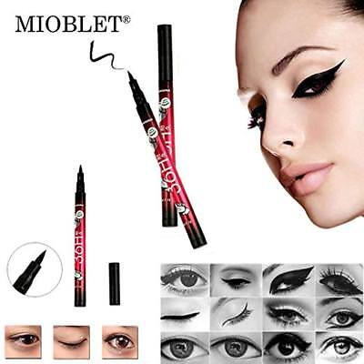 36H Black Waterproof Pen Liquid Eyeliner Eye Liner Pencil Make Up Beauty