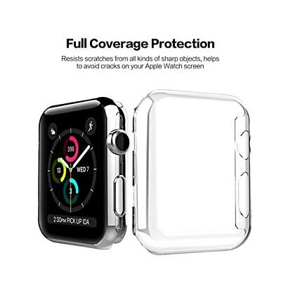 Stainless Steel Band Strap + Case Cover For Apple Watch Series 4 3 2 40mm 44mm 8