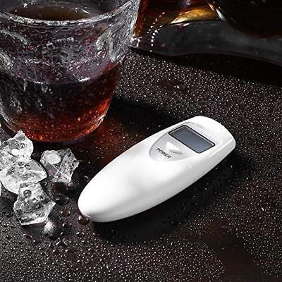 Brand New Portable MINI Digital LCD Alcohol Breath Tester Analyzer Breathalyzer 7
