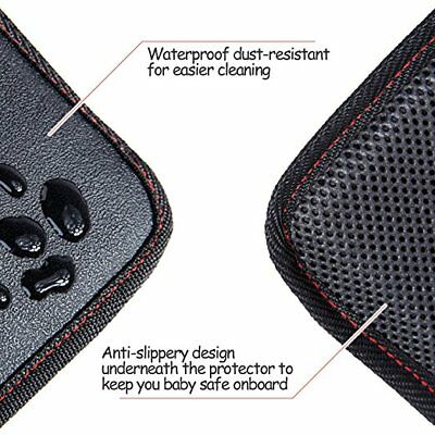 Baby Car Seat Protector Cover Pet Mats Leather & Cloth High Quality Waterproof 5
