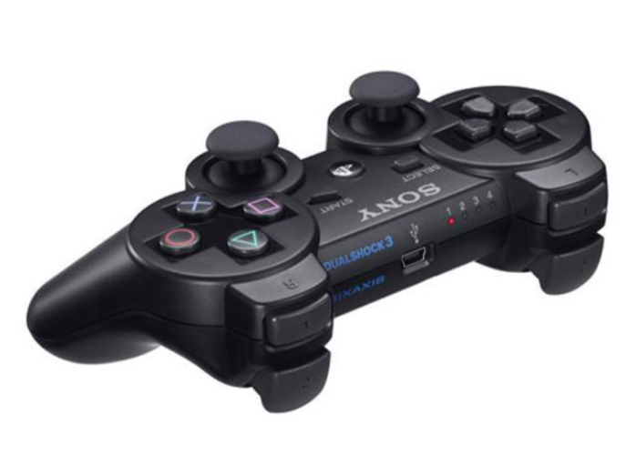 Brand NEW Sony PlayStation 3 PS3 DualShock 3 Wireless SixAxis Controller CF 3