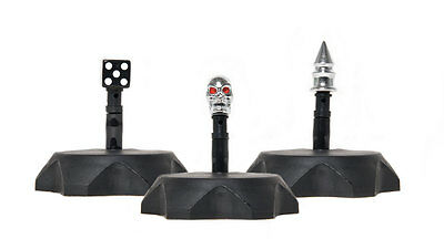 MOTOFLOWZ BLACK IRON CROSS CUSTOM GAS CAP VENT kfx kxf trx ltr banshee 450 crf