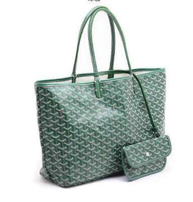Women Fashion Tote Large Shopper Bags Canvas/Leather Handbag Medium Purse 4
