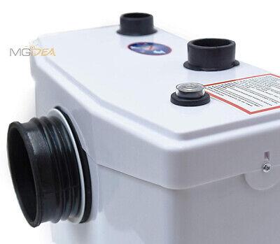 Sanitrit Trituratore Maceratore Wc Sanitario Lavandino Doccia Vasca 600W 240Lt 4