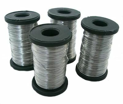 250g roll of Stainless Bee hive / frame foundation wire 4