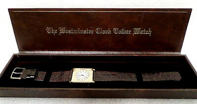 Franklin Mint 1986 New In Box 'Big Ben' Wristwatch In Box--Terrific Watch 2