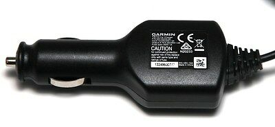 Genuine Garmin TA10 Car Charger 320-00239-80 for Many Different Garmin GPS OEM