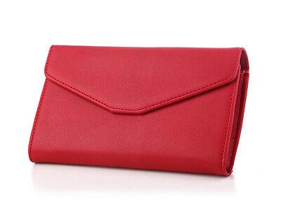 Lady Women Clutch Long Purse Leather Wallet Card Holder Handbag Phone Bag 3