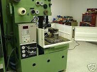 TechStar AGIE DEM315/3 LEGEND.3/350mm Z WIRE EDM MACHINE FAST-TRACK 2.1