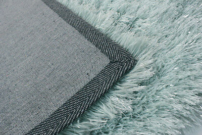 Small Large Soft Floor Carpet Rug Mat Furry Thick Sparkle Shiny Shimmer Glitter 3