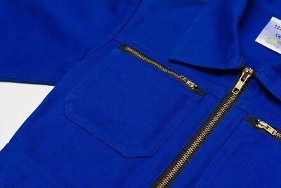 86//92 Blu Tuta Da Rally Per Bambini Planam Blu Colore: Blu
