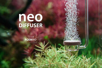 Aquario Neo Co2 Diffuser Extended (Bend) 3