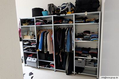 begehbarer kleiderschrank schuhschrank garderobe. Black Bedroom Furniture Sets. Home Design Ideas