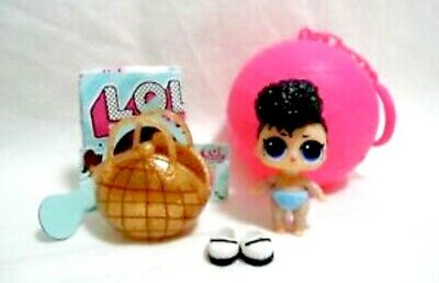 LOL Surprise! Lil Miss Jive Doll Little Sister Ball COLOR CHANGER Complete NEW! 11