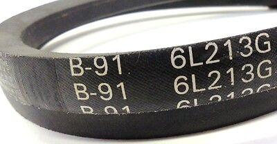 D/&D PowerDrive BB124 Hexagonal V Belt  21//32 x 128.6in  Vbelt