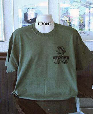 U S  NAVY SEALS Frog Skeleton DEVGRU T-Shirt Seal Team 6 Six Patriotic Gift  USA