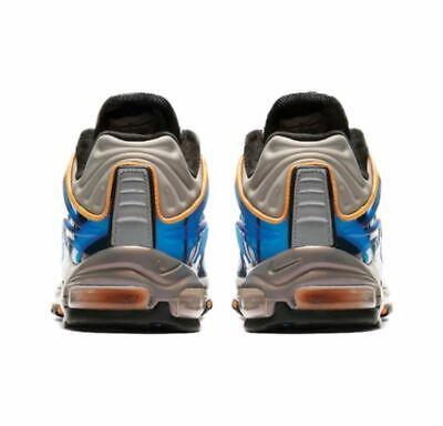 NIKE AIR MAX Deluxe WMNS Damen Sneaker Gr 39 blau orange