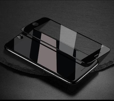 Pellicola Vetro Temperato 5D CURVO Protezione Completa per iPhone XS MAX XR 7 8 8