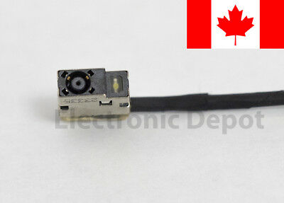 New HP 15-AB 15-AN 15-AK 15-BS DC Jack Cable 799749-F17 799749-S17 799749-Y17 4