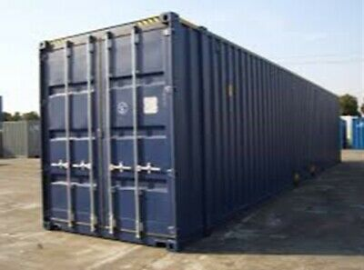 45' HC Shipping Container / 45ft Cargo Worthy Container in Minneapolis, MN 2