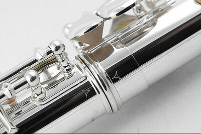 2019 new YAMAHA flute YFL - 211s hard with in Beautiful box 3