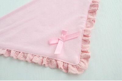 Newborn Toddler Cotton Baby Bibs Boy Girl Saliva Towel Kids Bib Feeding 5