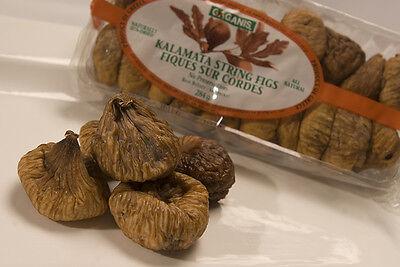 Gaganis Kalamata Greek String Dry Figs 284g
