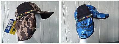 RADICOOL Child camo 2x colours, (2-5 yo. Sm) (5-12 yo. Lge) Legionnaire cap.