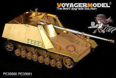 Voyager PE351013 1//35 German Sd.Kfz.165 Hummel Amour Plate//Fenders(For TAMIYA