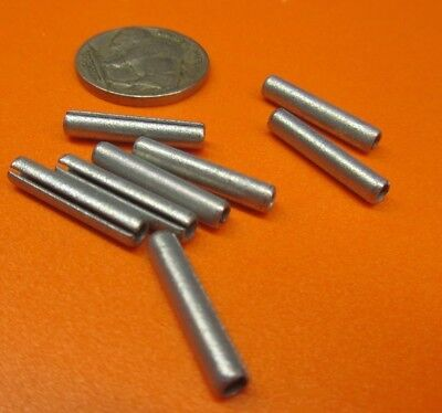 """Zinc Plate Slotted Roll Spring Pin, 9/64"""" Dia x 3/4"""" Length, 100 pcs 11"""