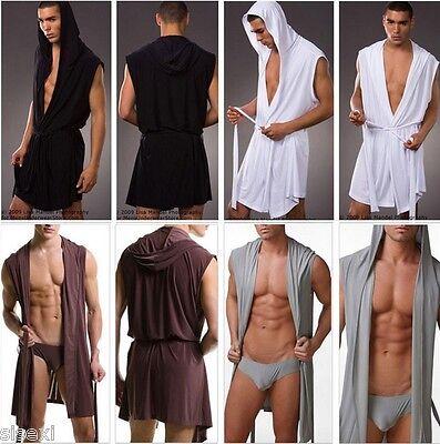 Peignoir Bain Tenue Sexy Pour Homme Man Men Erotique Bath Underwear Uomo