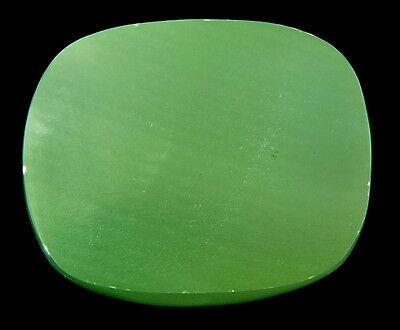 TOP CALCITE : 90,64 Ct Natürlicher Grüner Calcit / Kalzit aus Brasilien