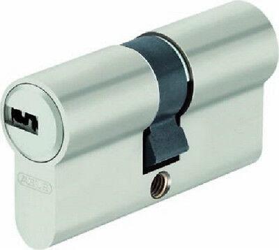 ABUS Bravus3000 Sicherheits-Schließzylinder Halbzylinder 55//10mm Individual